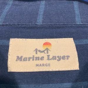 Marine Layer Shirts - Marine Layer Nathan button-down shirt